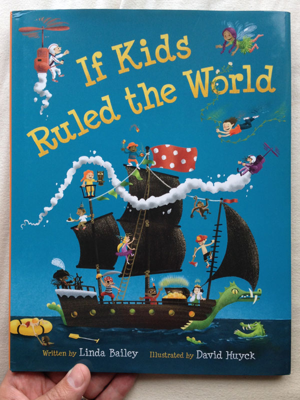 cover for If Kids Ruled the World