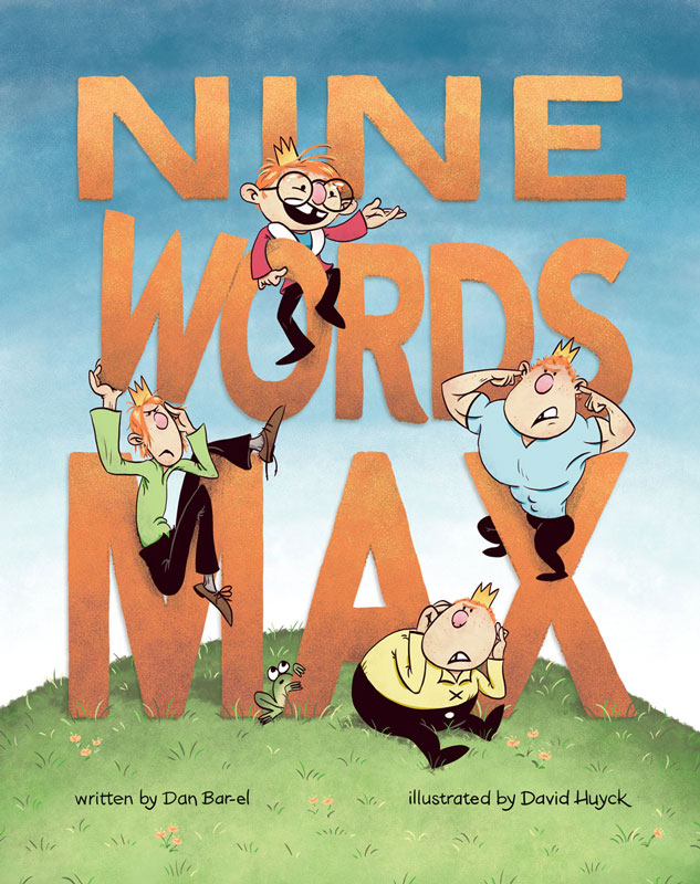 cover for Nine Words Max